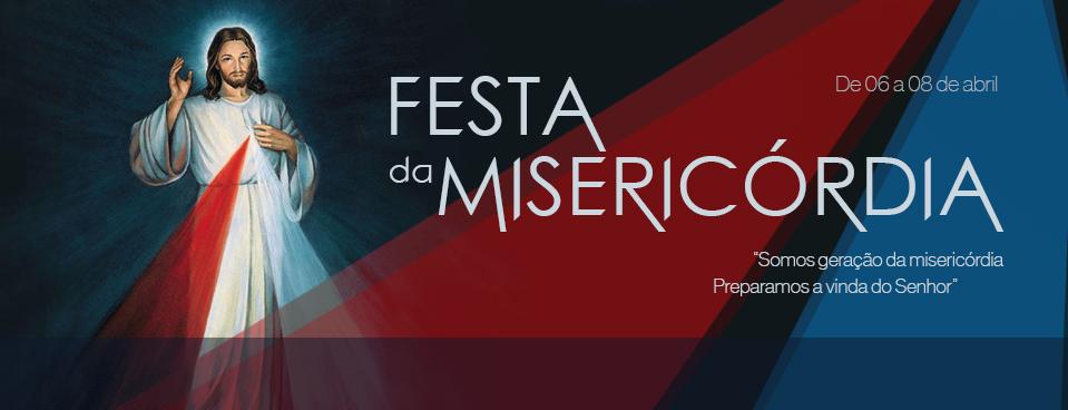 SLIDE – Festa da Misericórdia